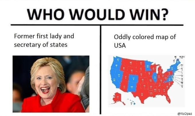 droll who would win memes