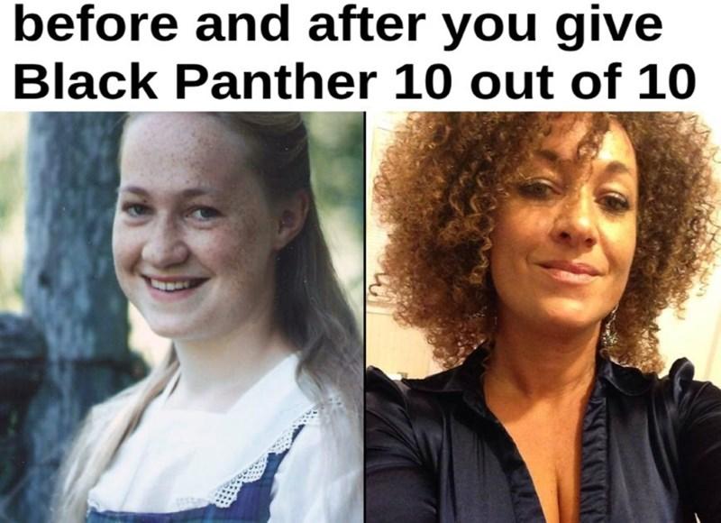 entertaining Black panther memes