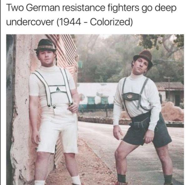 entertaining fake history memes