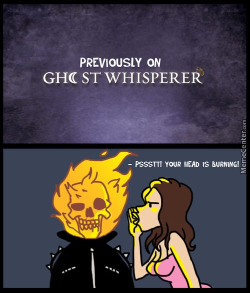entertaining ghost rider memes