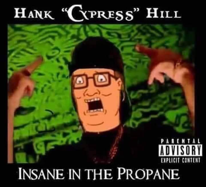entertaining hank hill memes