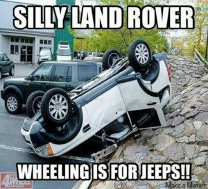 entertaining jeep memes