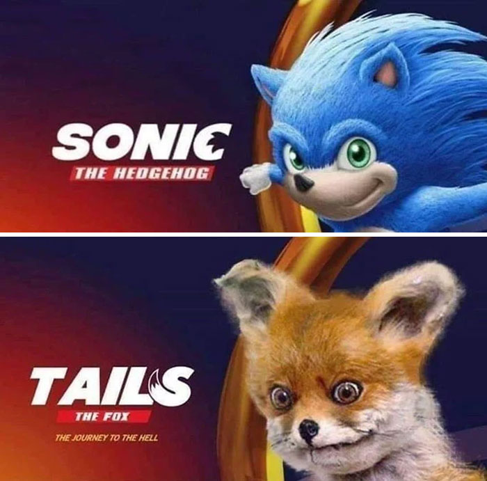 entertaining sonic memes