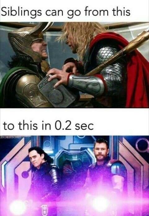 entertaining thor memes