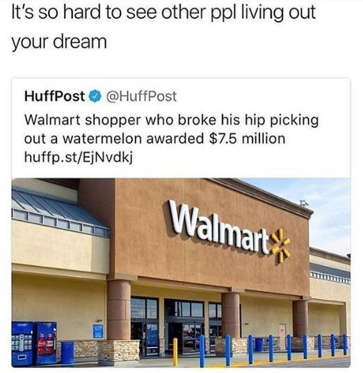 entertaining walmart memes