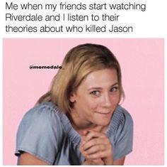 funny riverdale memes