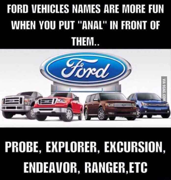 high-spirited Ford memes
