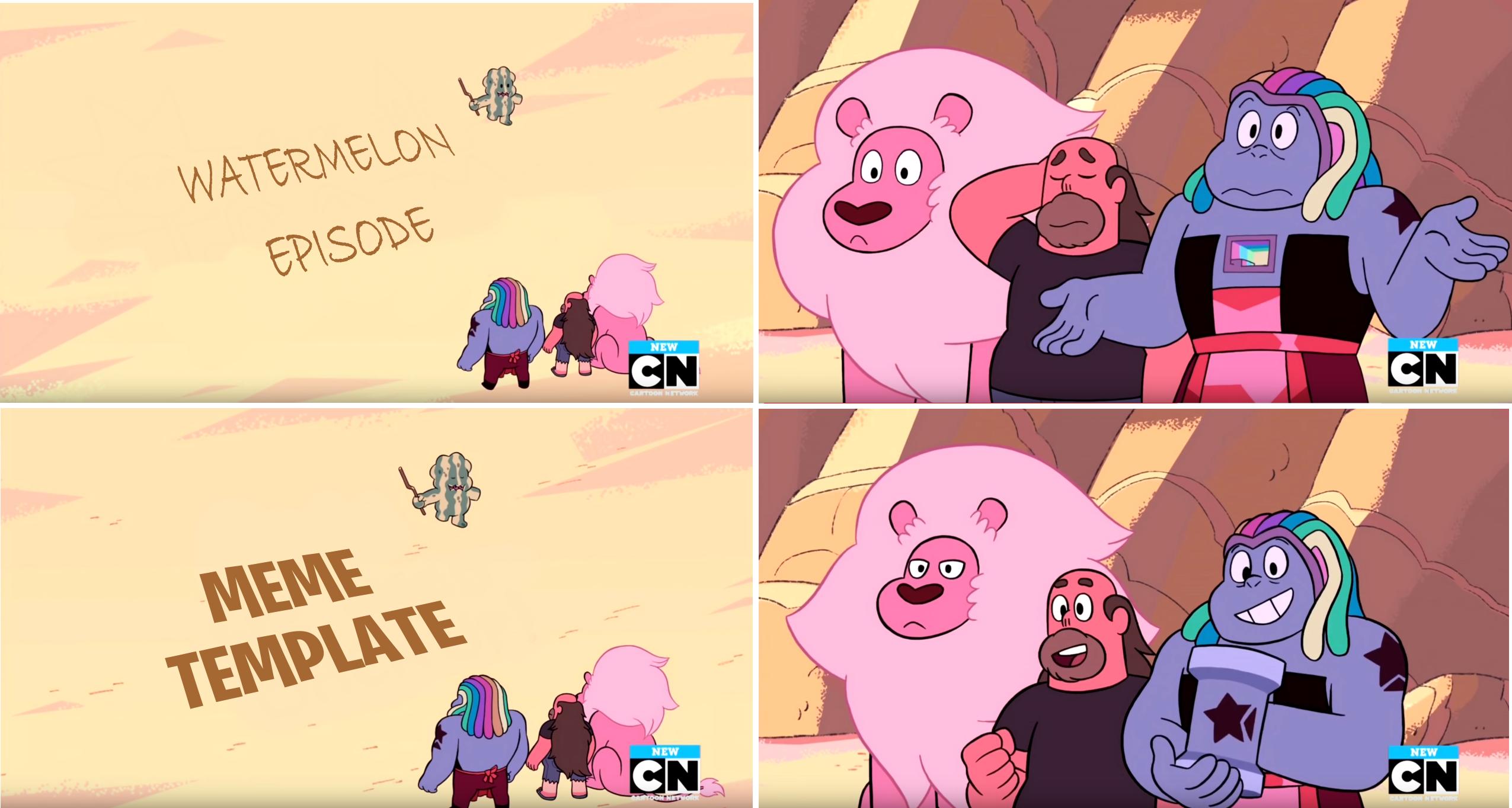 high-spirited Steven universe memes