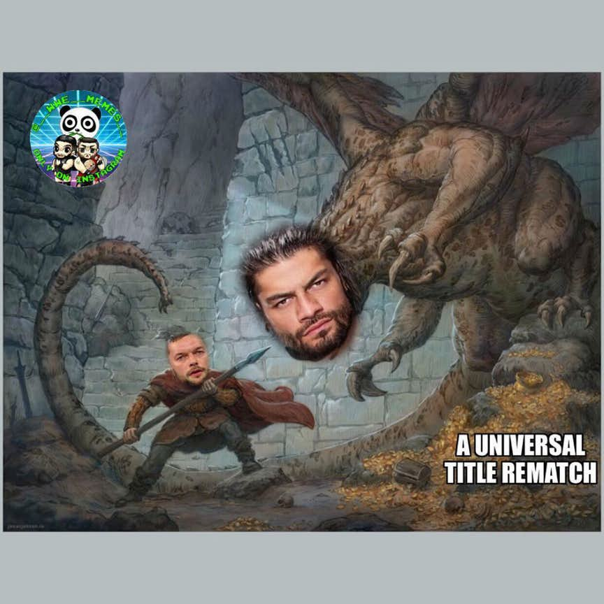 high-spirited WWE Memes