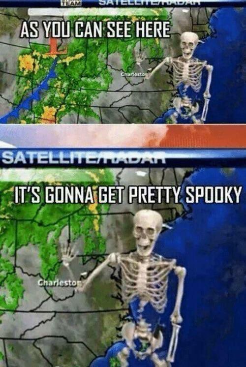 high-spirited spooky memes