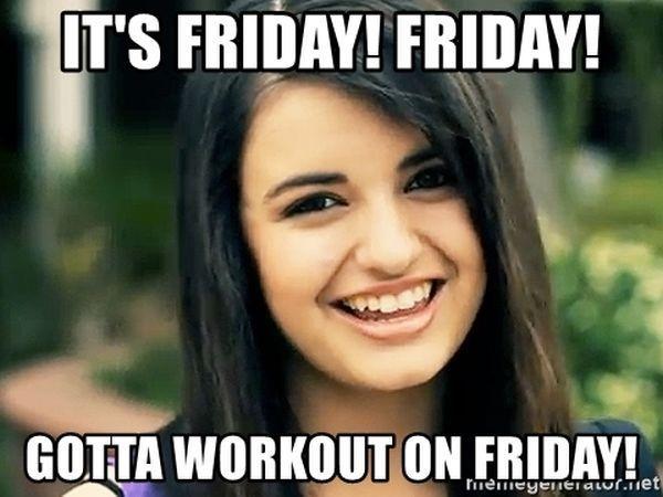high-spirited workout memes