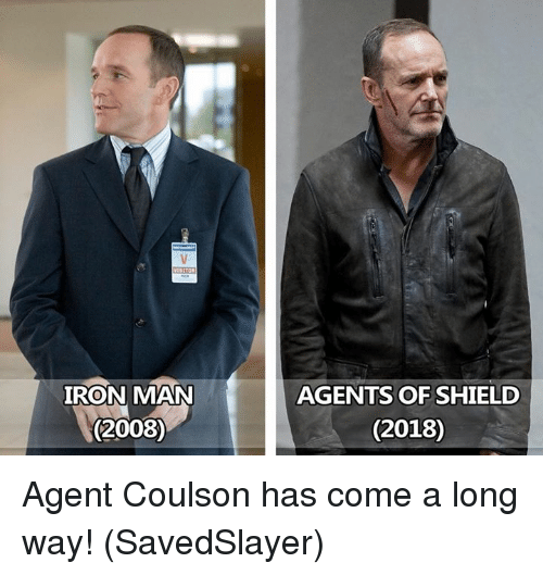 humorous Agents of Shield memes