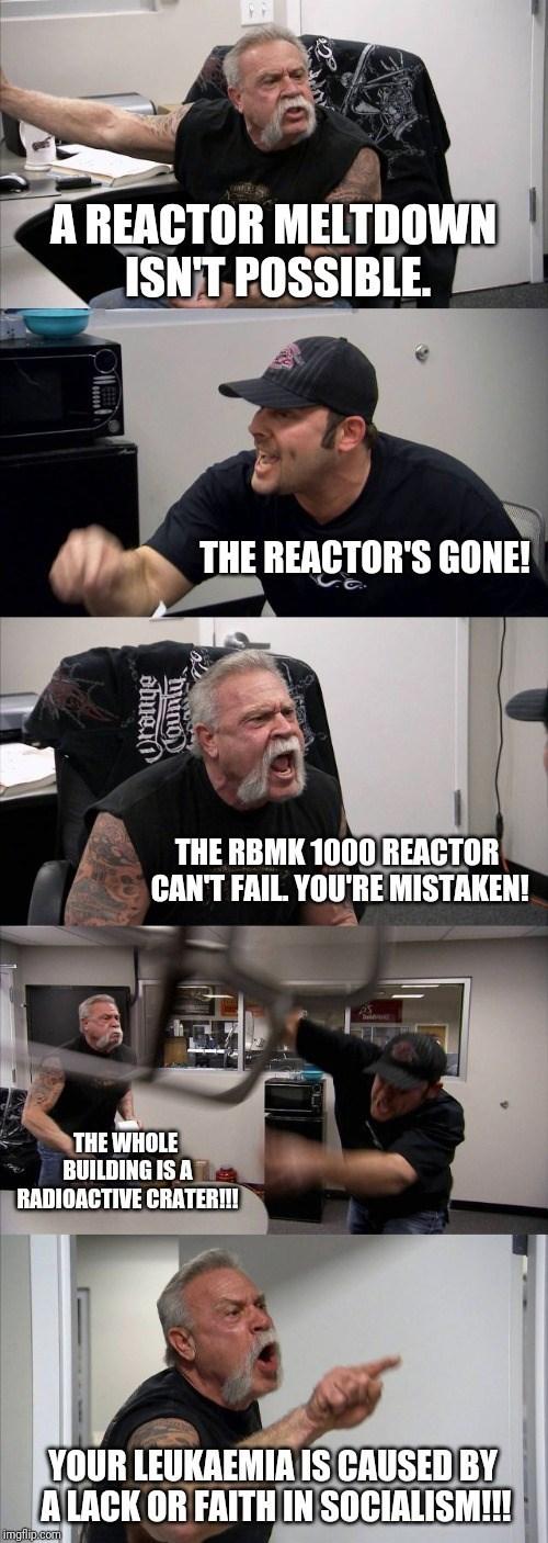 humorous Chernobyl memes