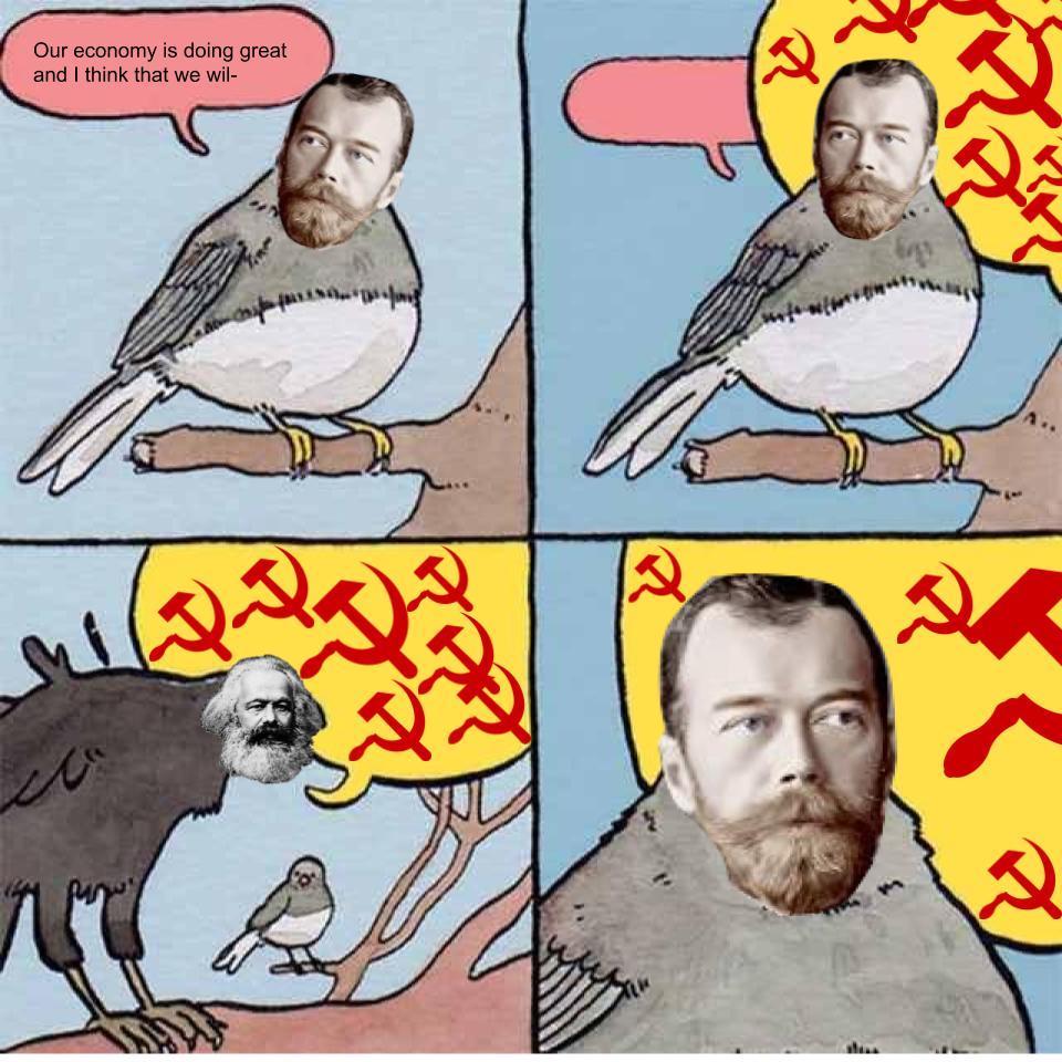 humorous Communist memes