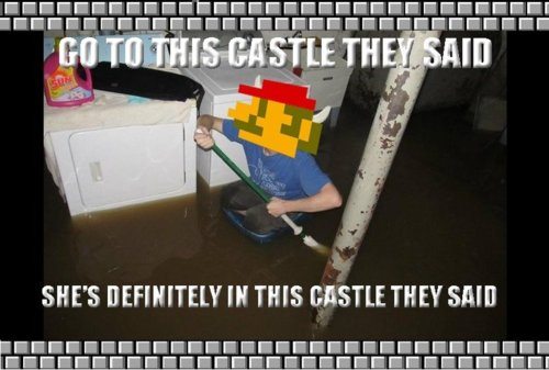 humorous Mario memes