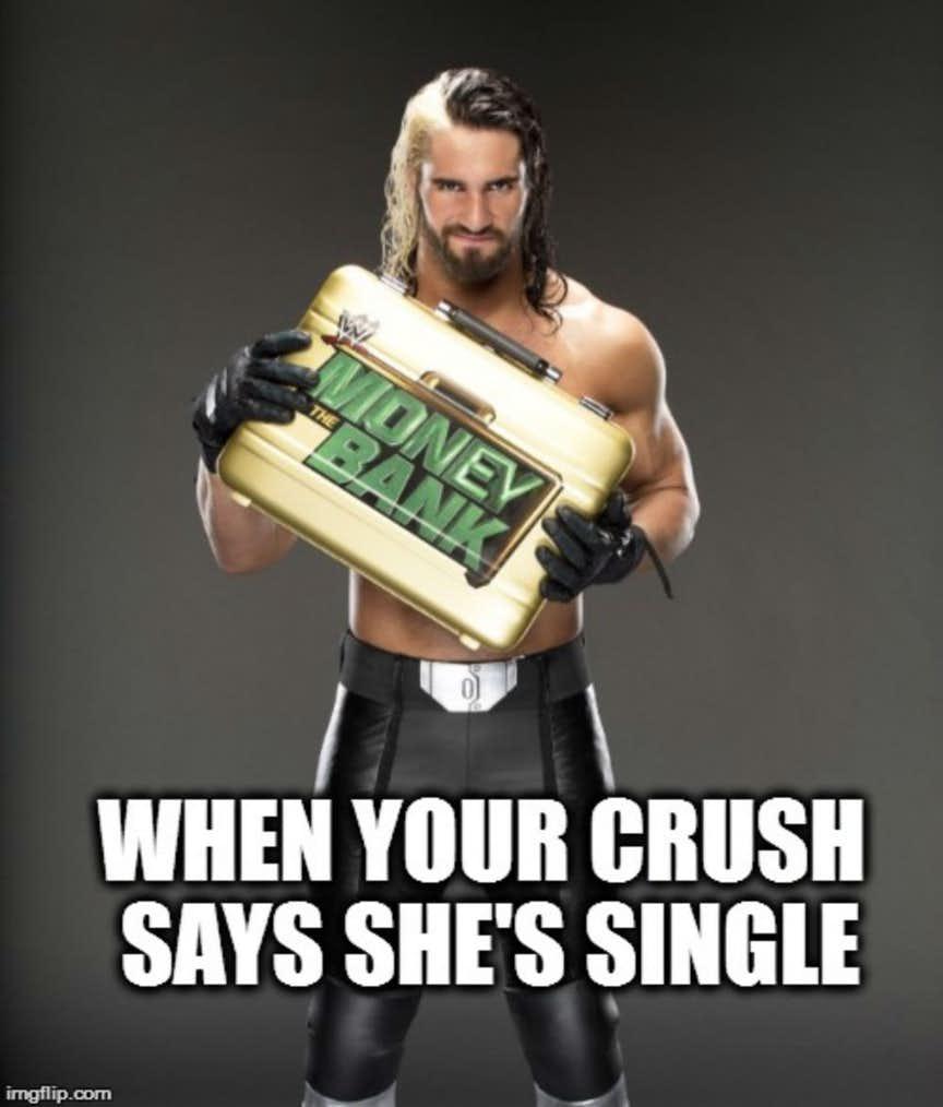 humorous WWE Memes