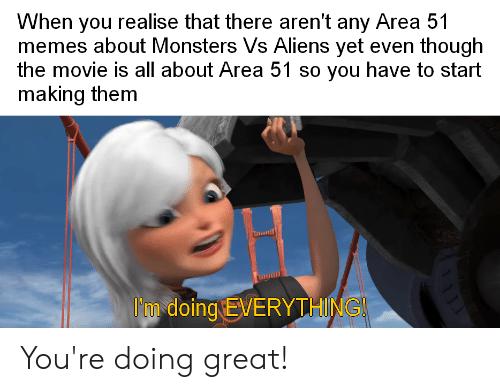 humorous area 51 memes