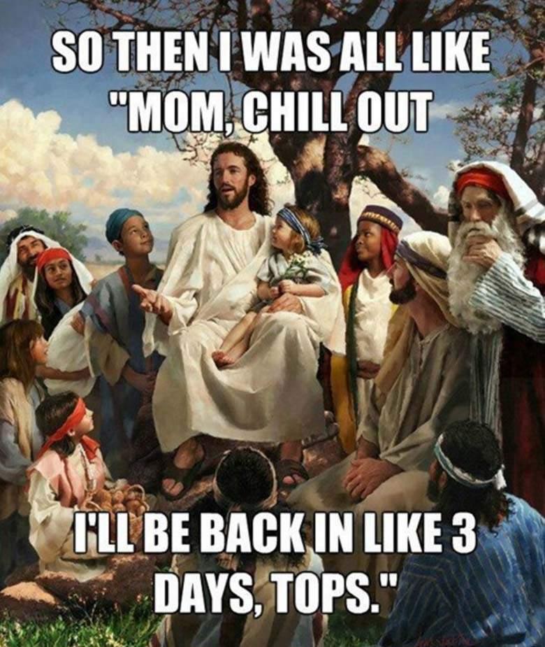 jolly Easter memes