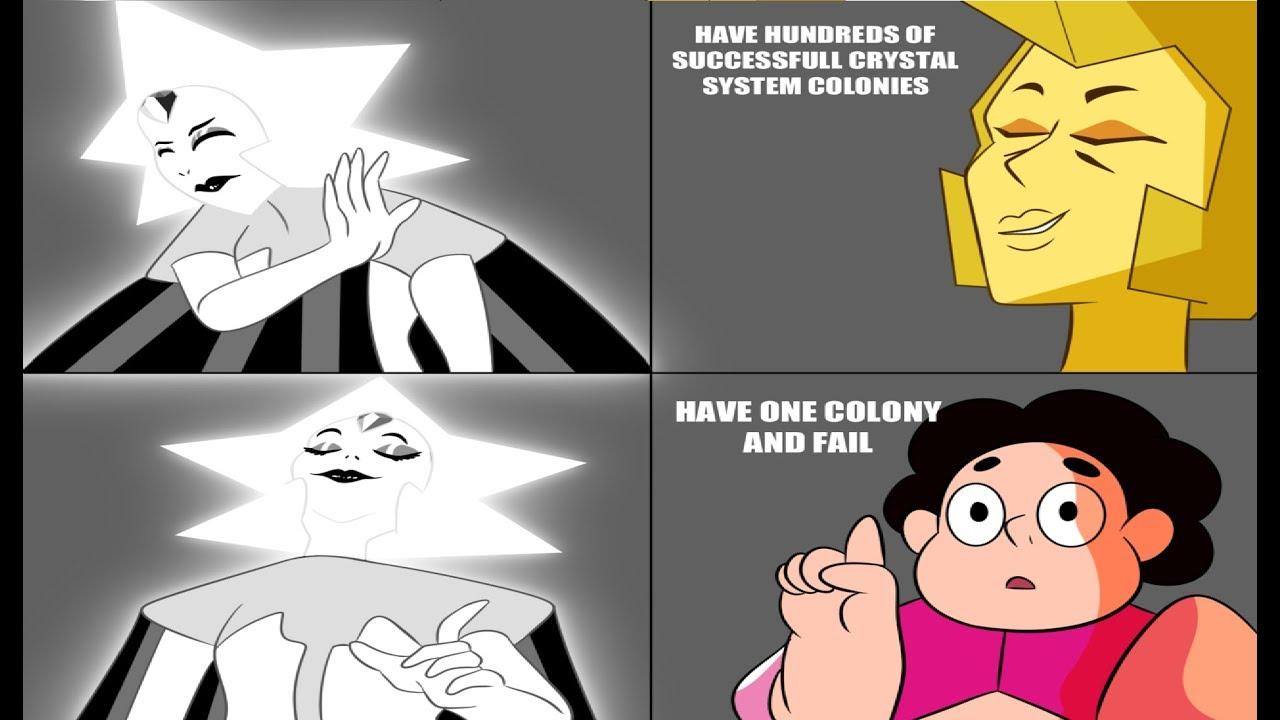 jolly Steven universe memes