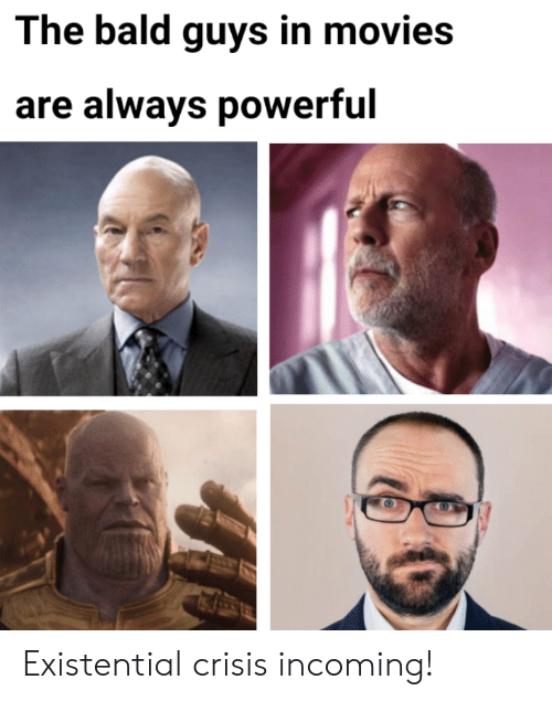jolly bald memes