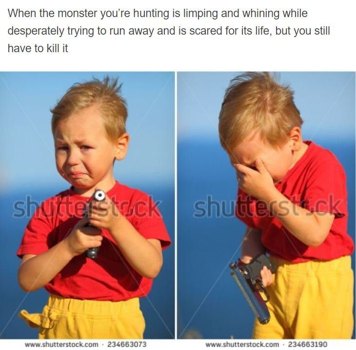 jolly monster hunter memes