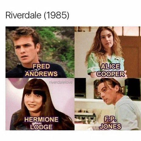 jolly riverdale memes