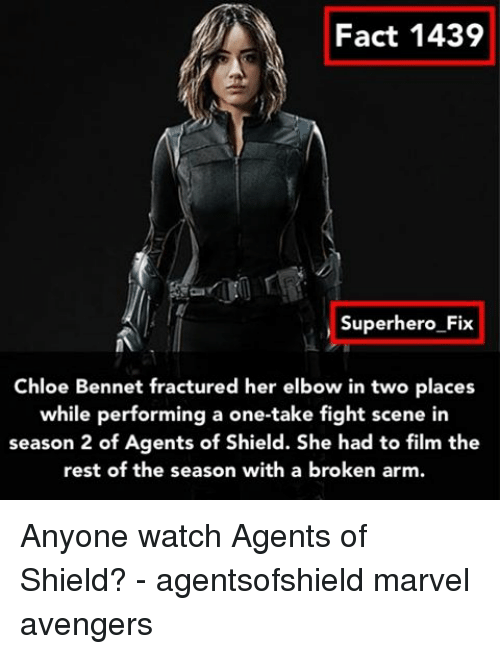 laughable Agents of Shield memes