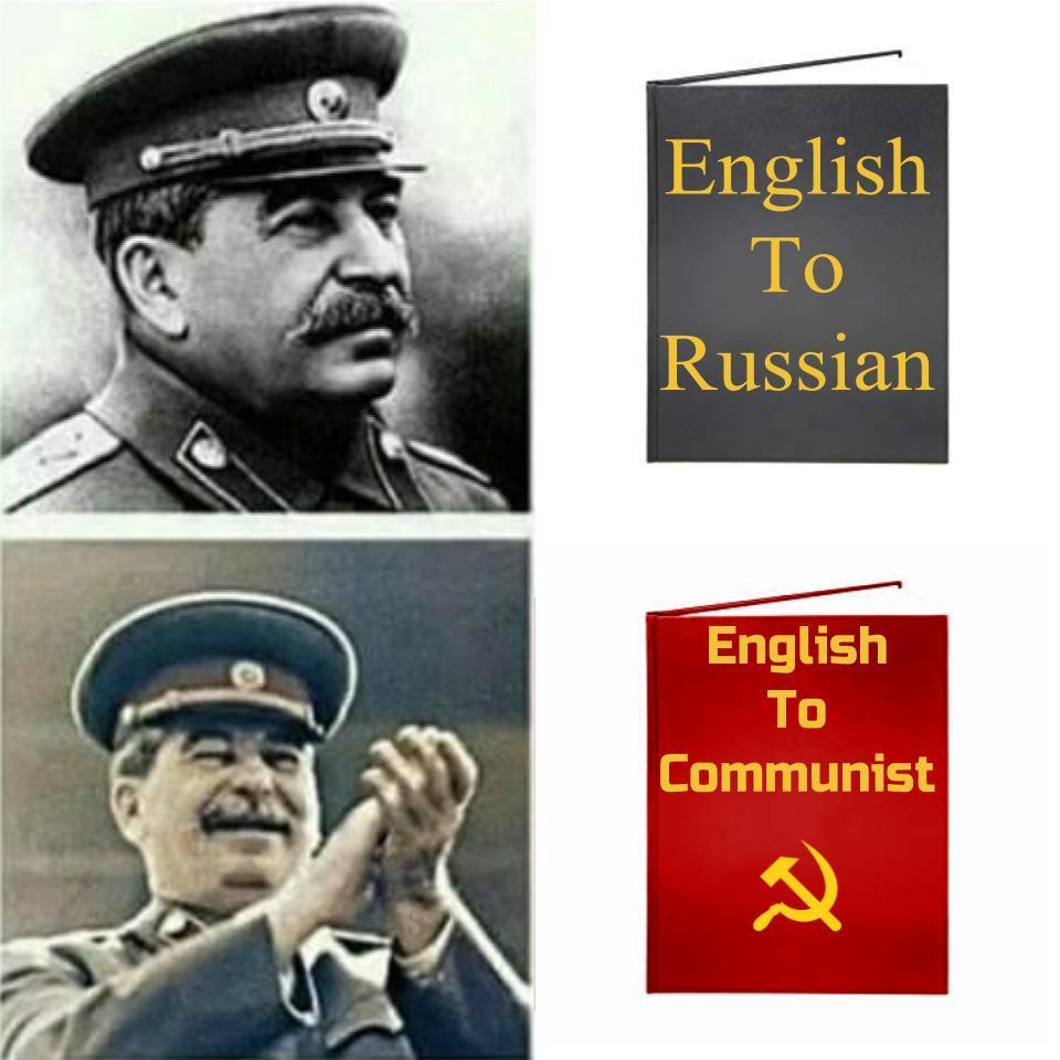 laughable Communist memes