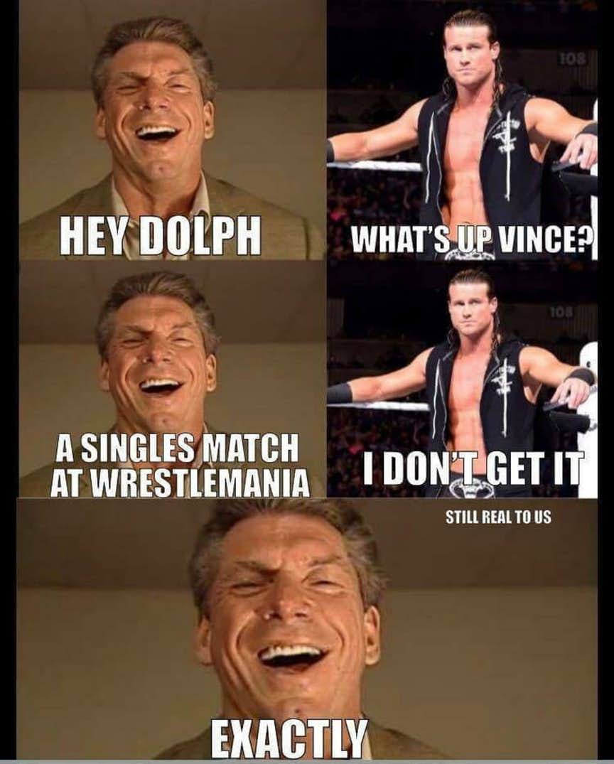 laughable WWE Memes