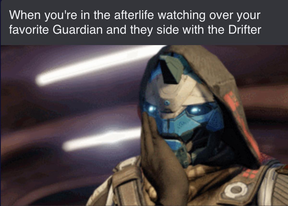laughable destiny memes
