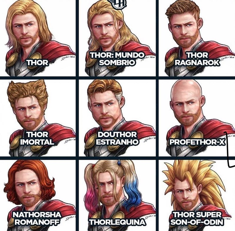 laughable thor memes