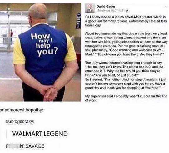 laughable walmart memes