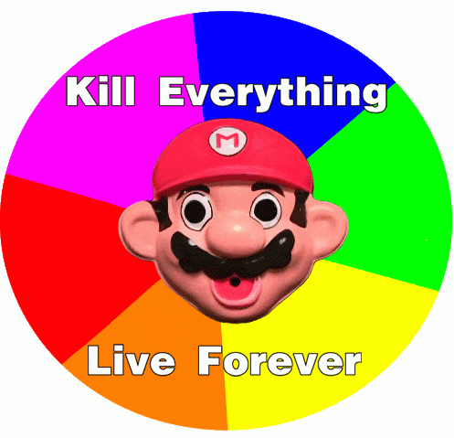 lively Mario memes