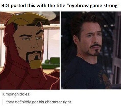 lively Robert Downey Jr. Memes
