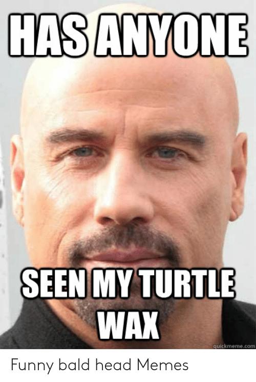 lively bald memes