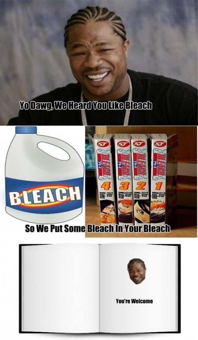 lively bleach memes