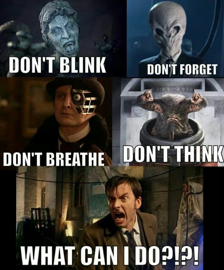 lively doctor who memes
