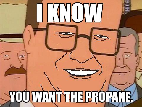 lively hank hill memes