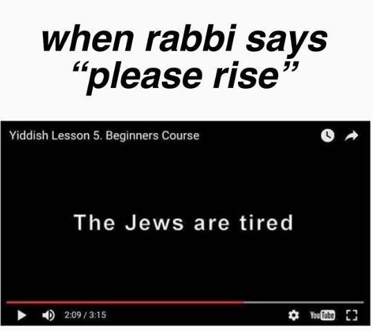 lively jew meme