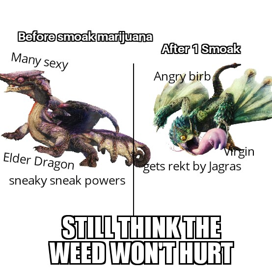 lively monster hunter memes