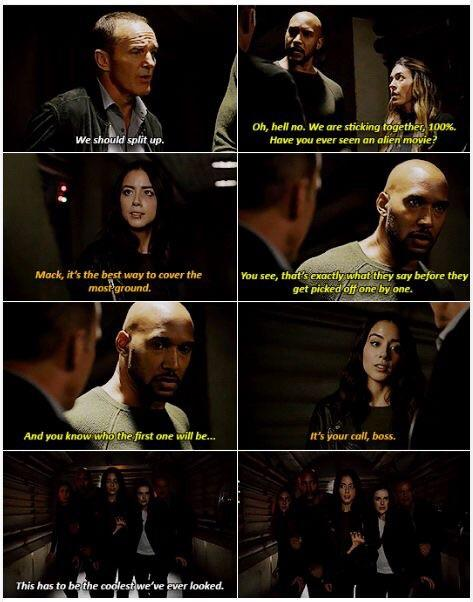 rib-tickling Agents of Shield memes