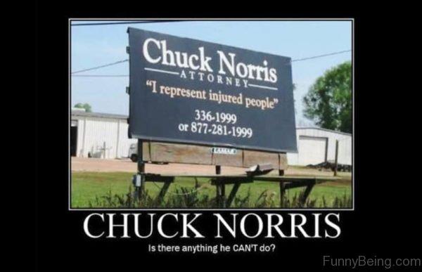 rib-tickling Chuck norris memes