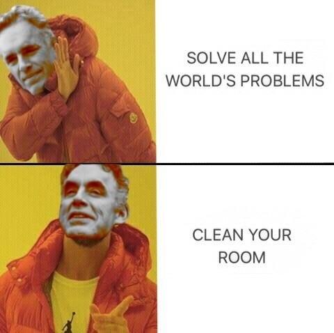 rib-tickling jordan peterson memes