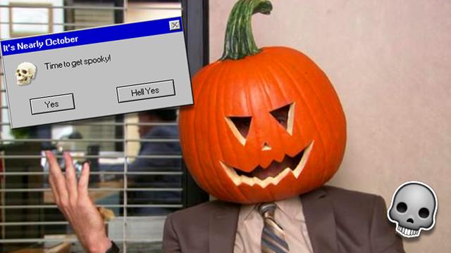 rib-tickling spooky memes