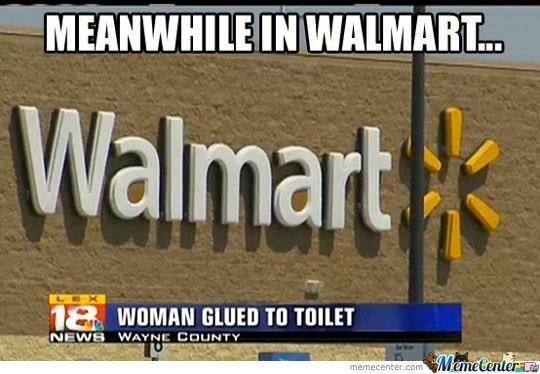rib-tickling walmart memes