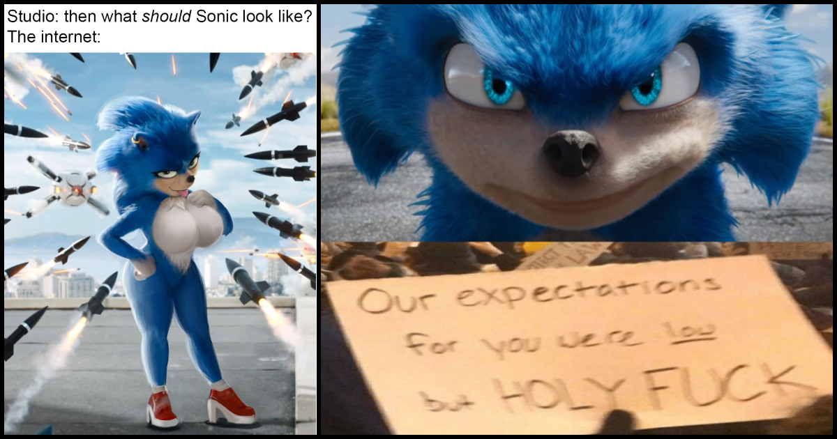 110 Funny Sonic Memes About The Super Fast Hedgehog Geeks On Coffee