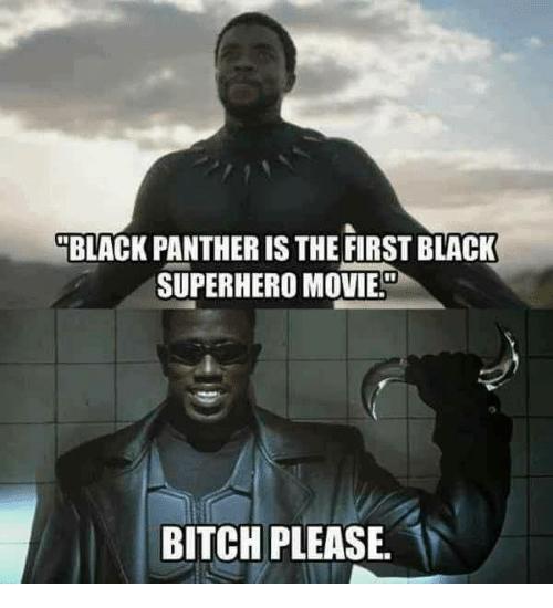 sparkling Black panther memes