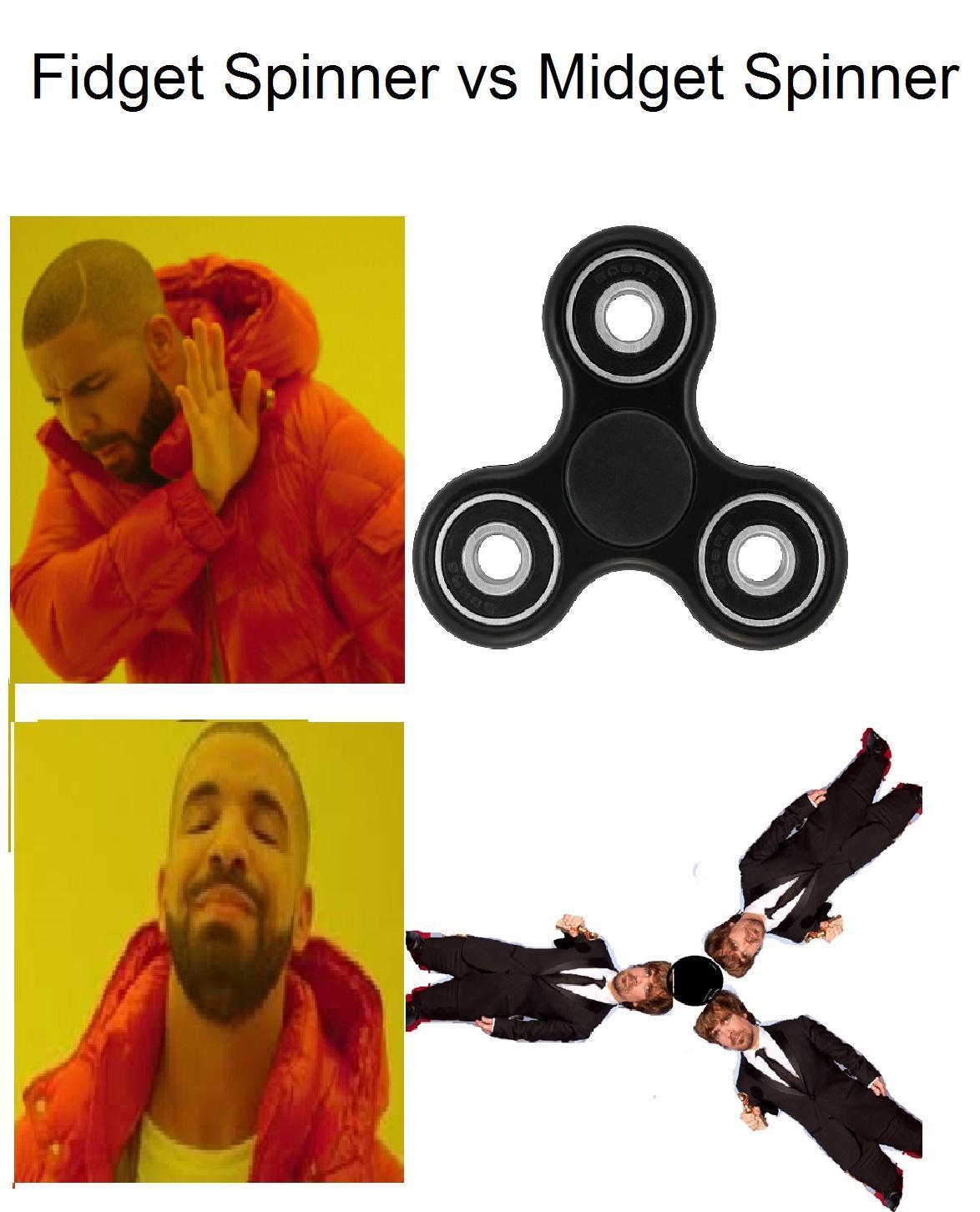 sparkling fidget spinners memes