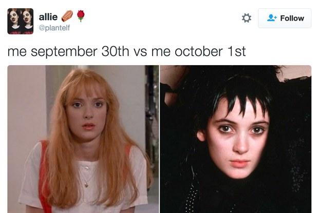 sparkling spooky memes