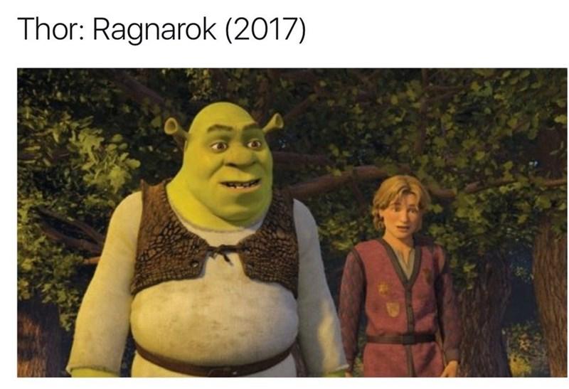 sparkling thor memes